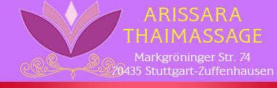 Arissara Thaimassage Stuttgart Zuffenhausen